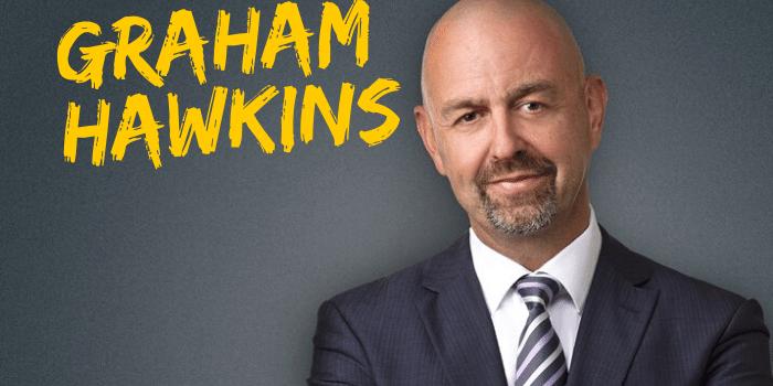 Graham Hawkins: The Future of Sales