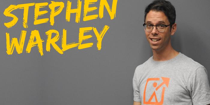 Stephen Warley - Ep. 3 - Dave Shep Podcast